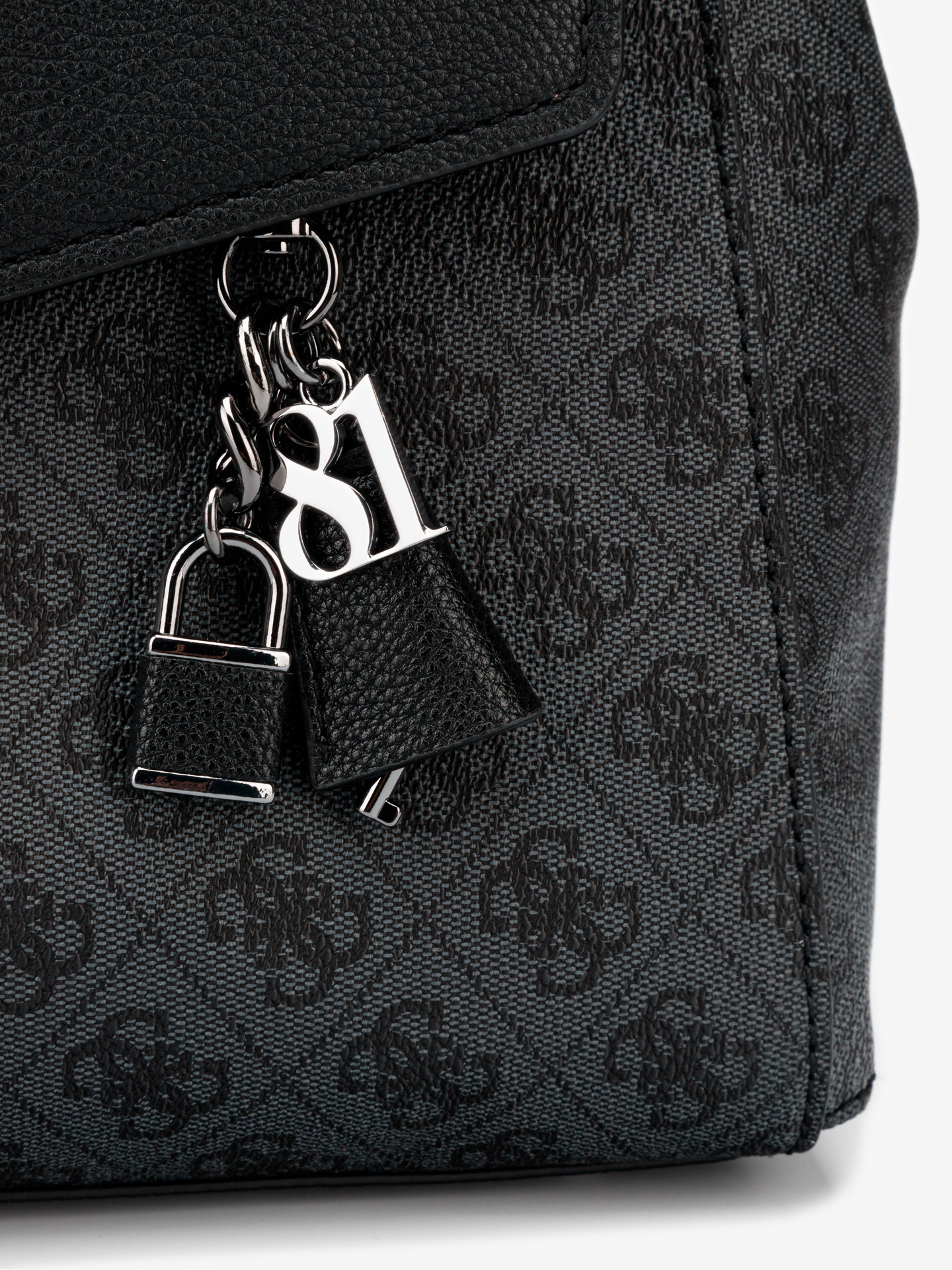 Guess negre geanta Valy Large