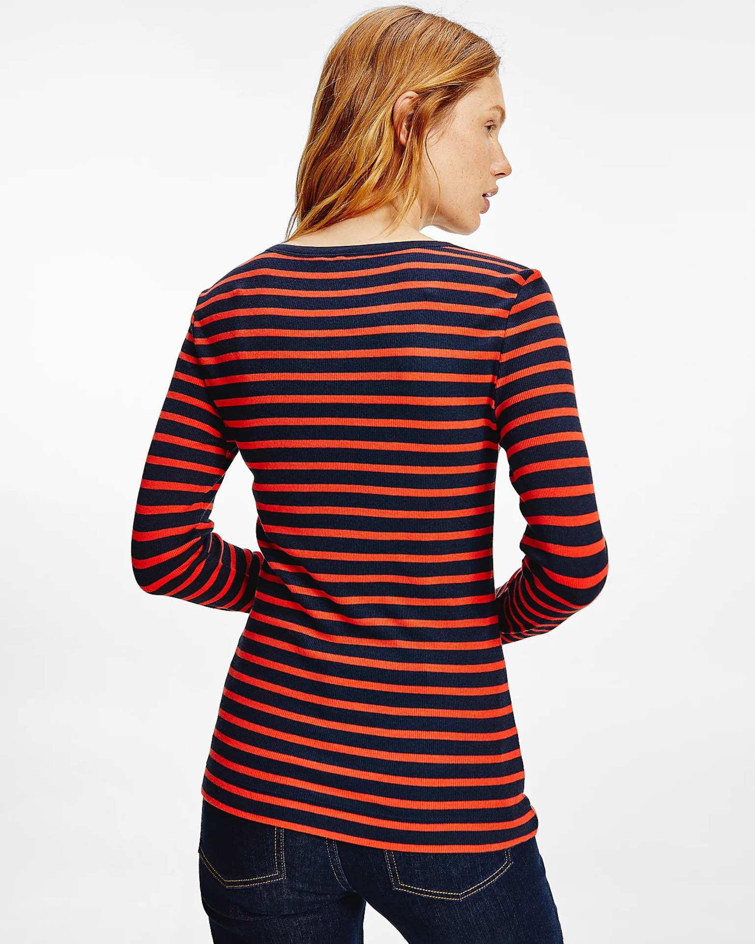 Tommy Hilfiger albastre in dungi tricou