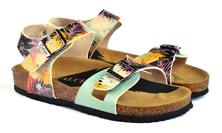 Calceo sandale colorate Classic Sandals Tropical