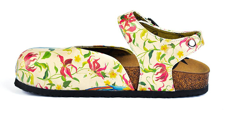 Calceo sandale colorate Classic Sandals Parrot