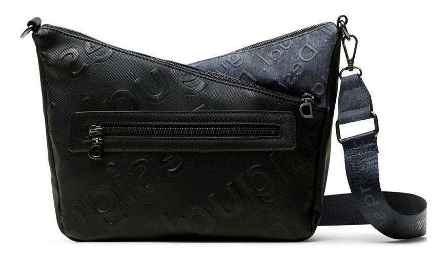 Desigual crossbody geanta Bols Opera Harry Mini
