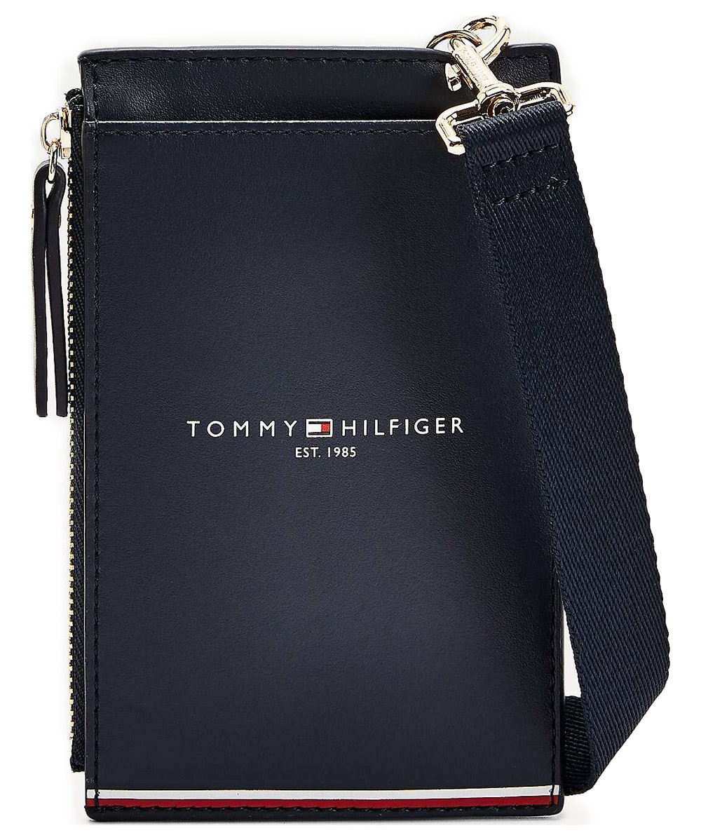 Tommy Hilfiger albastre mica geanta Tommy Shopper Phone Wallet