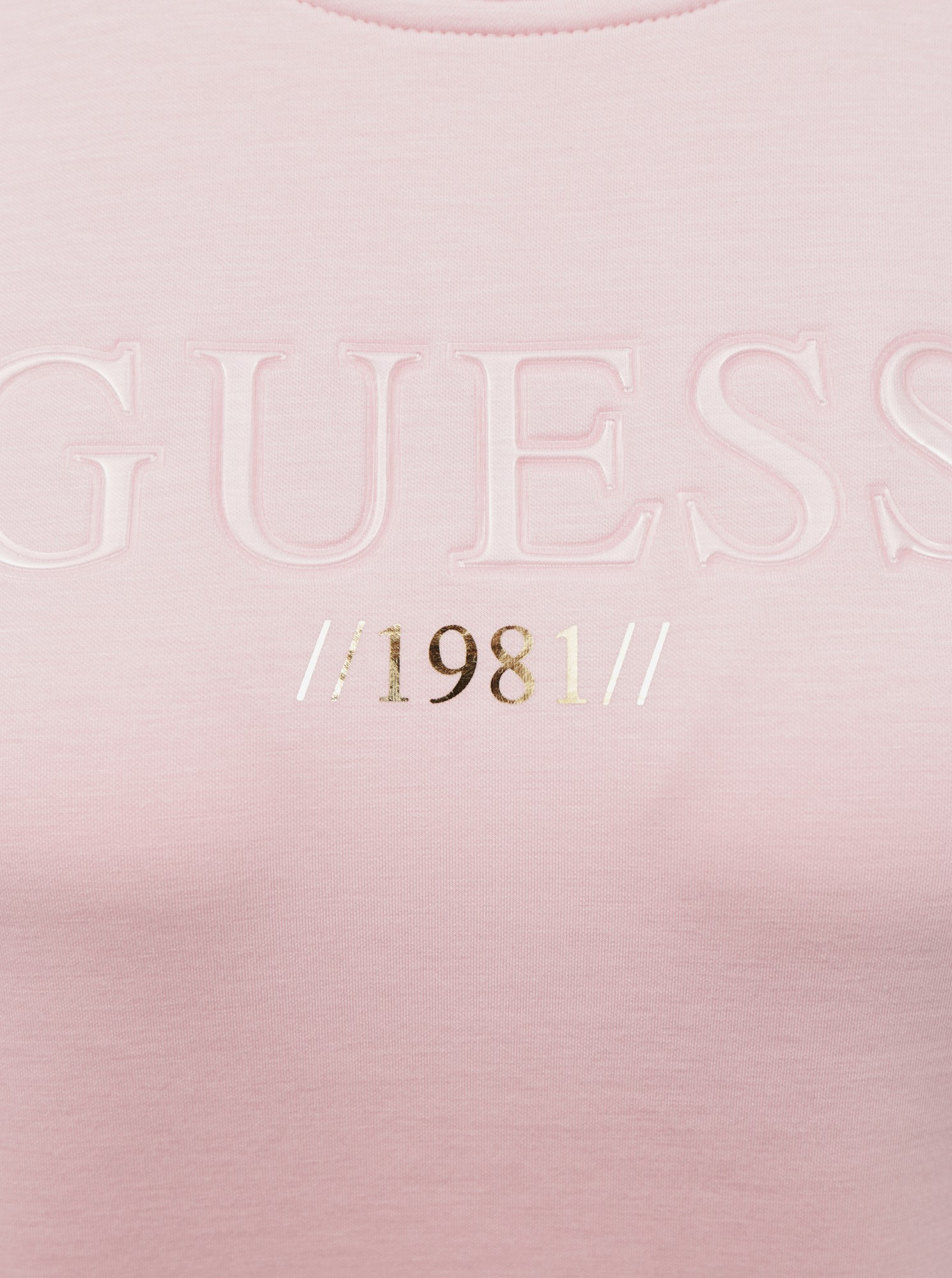 Guess roz hanorac Front Logo